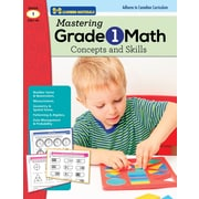 Mastering Math: Concepts and Skills, anglais