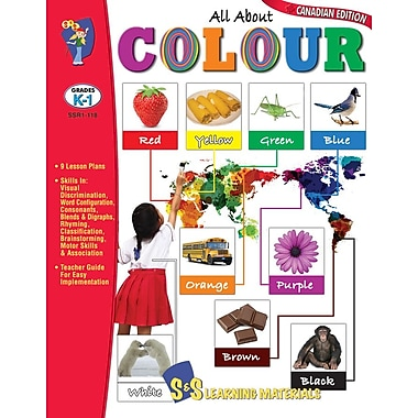 All About Colour, Grade K-1