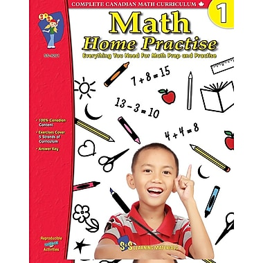 Math Home Practice