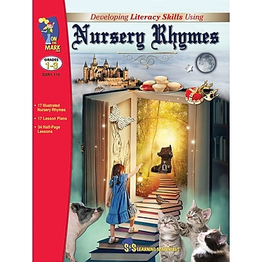 Developing Literacy Skills Using Nursery Rhymes, Grade 1-3