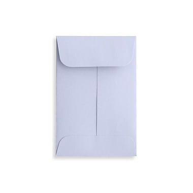 LUX #1 Coin Envelopes (2 1/4 x 3 1/2), Lilac, 500/Box (LUX-1CO-05-500)