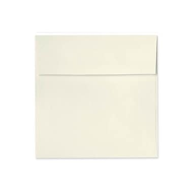 LUX Peel & Press 3 1/4 x 3 1/4 Square Envelopes, 70lb., Natural, 500/Box (8503-01-500)