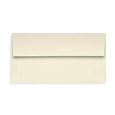 LUX Slimline Invitation Envelopes (3 7/8 x 8 7/8), 70lb., Natural, 50/Box (72973-01-50)