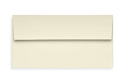 LUX Slimline Invitation Envelopes (3 7/8 x 8 7/8) 250/Box, 70lb. Natural (72973-01-250)