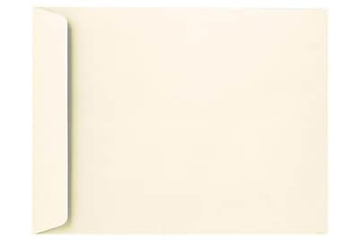 LUX 9 x 12 Open End Envelopes 250/Box) 250/Box, Natural Linen (4894-NLI-250)