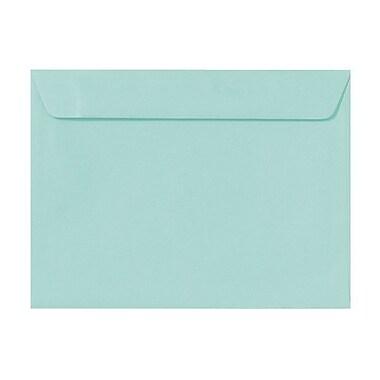 LUX 9 x 12 Booklet Envelopes, Seafoam, 50/Box (LUX-4899-113-50)