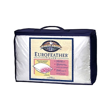 Pacific Coast Feather Euro Down Pillow; Standard