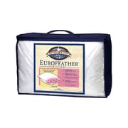 Pacific Coast Feather Euro Down and Feathers Pillow; Queen