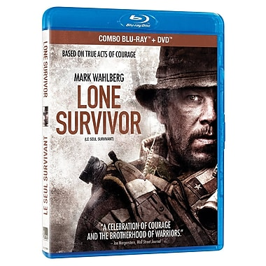 Lone Survior (Blu-ray/DVD)