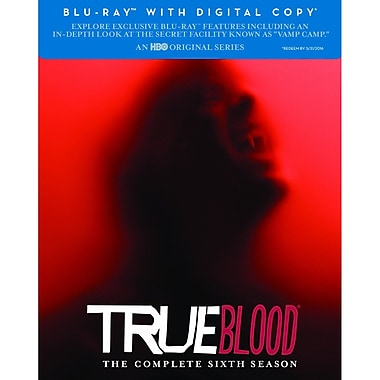 True Blood: Season 6 (Blu-ray)