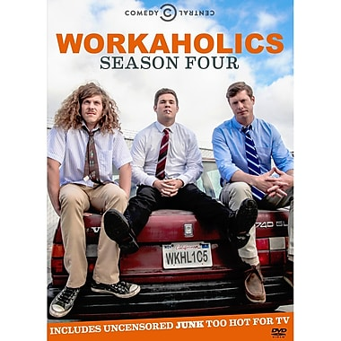 Workaholics: Season 4 (DVD)