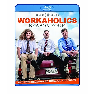 Workaholics: Season 4 (Blu-ray)