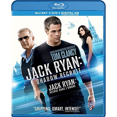 Jack Ryan: Shadow Recruit (Blu-ray/DVD)