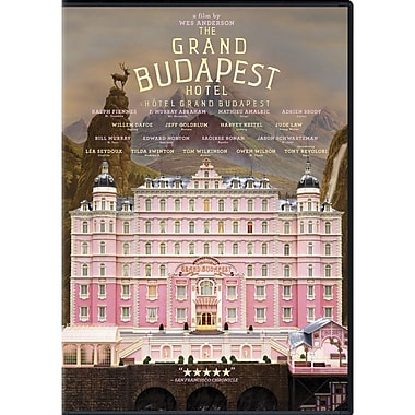 The Grand Budapest Hotel (DVD)