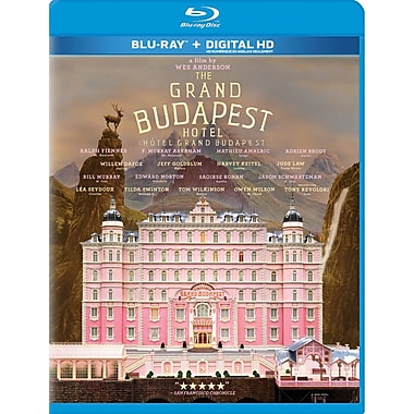 The Grand Budapest Hotel (Blu-ray)