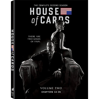 House of Cards: Season 2 (DVD)