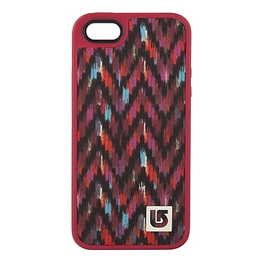 Speck Fabshell Burton iPhone 5 Case, Raw Edged/Pomodoro Red