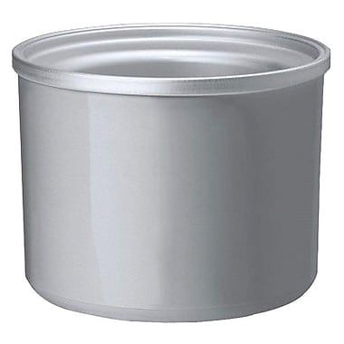 Conair® Stainless Steel Freezer Bowl For ICE-30BC Frozen Yogurt-Sorbet and Ice Cream Maker, 2 qt.