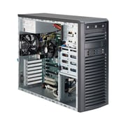 Supermicro® SuperWorkstation 5038A-iL 32GB 3U Mid Tower Barebone System