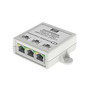 CyberData 011236 3 Port Gigabit Ethernet Switch