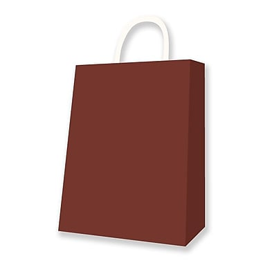 Medium Kraft Bag, Brown, 12 Bags
