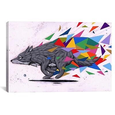 iCanvas Ric Stultz Break On Thru Graphic Art on Wrapped Canvas; 26'' H x 40'' W x 0.75'' D