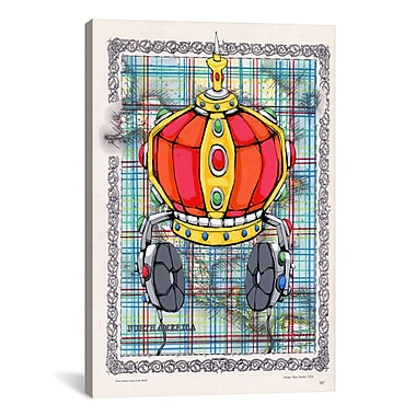 iCanvas For Every King by Ric Stultz Graphic Art on Wrapped Canvas; 40'' H x 26'' W x 0.75'' D