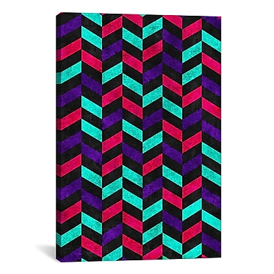 iCanvas Geometric Mundo Print by Maximilian San Graphic Art on Wrapped Canvas