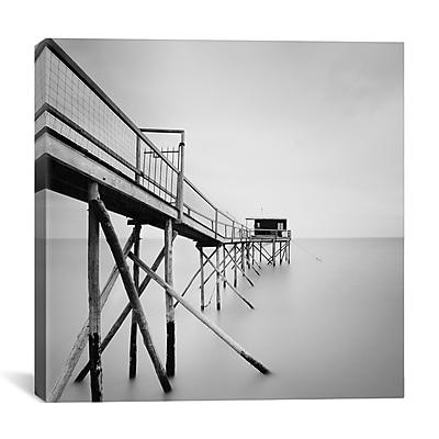 iCanvas Nina Papiorek Cabane Photographic Print on Wrapped Canvas; 26'' H x 26'' W x 0.75'' D