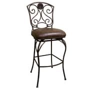 American Heritage Canterbury 30'' Swivel Bar Stool