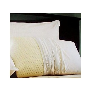 Deluxe Comfort Form Latex Foam Pillow; King