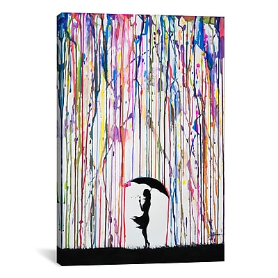 iCanvas Persephone by Marc Allante Painting Print on Wrapped Canvas; 41'' H x 27'' W x 1.5'' D