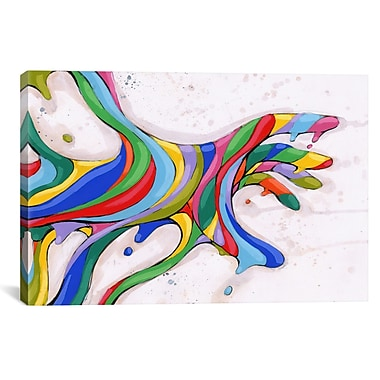 iCanvas Ric Stultz Reaching Out To You Graphic Art on Wrapped Canvas; 41'' H x 61'' W x 1.5'' D