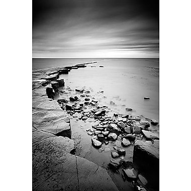 iCanvas Kimmeridge Bay by Nina Papiorek Photographic Print on Wrapped Canvas