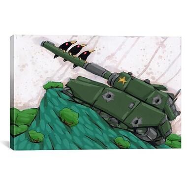 iCanvas Ric Stultz After War Canvas Print Wall Art; 18'' H x 26'' W x 0.75'' D