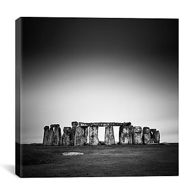 iCanvas Nina Papiorek Stonehenge Photographic Print on Wrapped Canvas; 27'' H x 27'' W x 1.5'' D