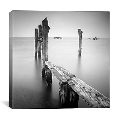 iCanvas Venice Path by Nina Papiorek Photographic Print on Wrapped Canvas; 27'' H x 27'' W x 1.5'' D