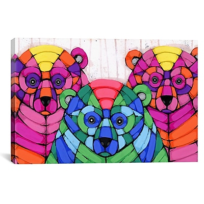 iCanvas We Stand Together by Ric Stultz Graphic Art on Wrapped Canvas; 26'' H x 40'' W x 0.75'' D