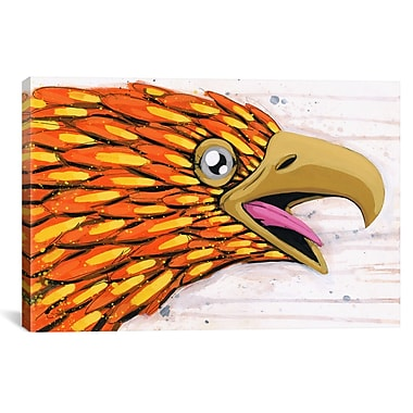 iCanvas Ric Stultz Caught a Spark Graphic Art on Wrapped Canvas; 18'' H x 26'' W x 0.75'' D