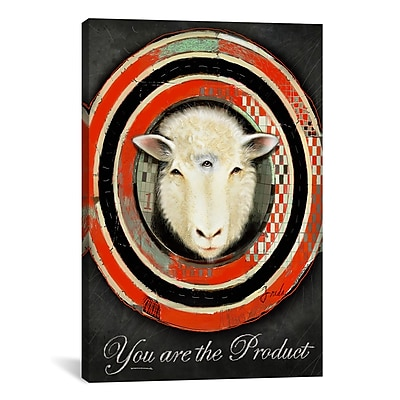 iCanvas Anthony Freda Product by Anthony Freda Graphic Art on Wrapped Canvas