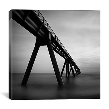 iCanvas Wharf de la Salie by Nina Papiorek Photographic Print on Wrapped Canvas