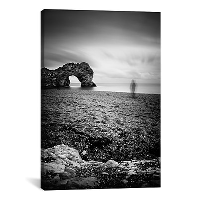 iCanvas Durdle Door by Nina Papiorek Photographic Print on Wrapped Canvas; 41'' H x 27'' W x 1.5'' D