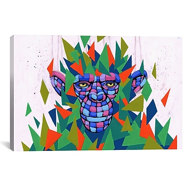iCanvas Falling into Place by Ric Stultz Graphic Art on Wrapped Canvas; 18'' H x 26'' W x 0.75'' D