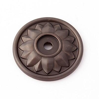 Alno Fiore Rosette; Chocolate Bronze