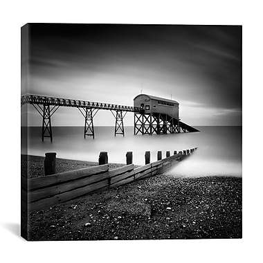 iCanvas Nina Papiorek Selsey Lifeboat Station II Photographic Print on Wrapped Canvas