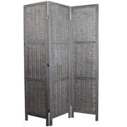 Entrada 70.89'' x 51.96'' Paulownia 3 Panel Room Divider