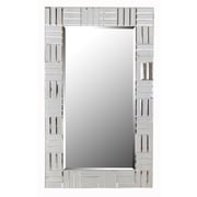 "Kenroy Home 44"" x 28"" Glass Sparkle Wall Mirror"