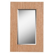 "Kenroy Home 42"" x 28"" Corkage Wall Mirror"