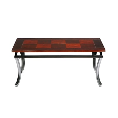 SEI Modesto Wood Cocktail Table, Espresso, Each (CK6420R)
