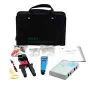 StarTech.com Professional RJ45 Network Installer Tool Kit with Carrying Case